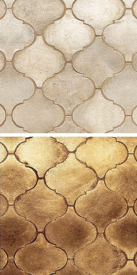 Walker Zanger Arabesque tile | Tile | Pinterest | Pisos exteriores ...