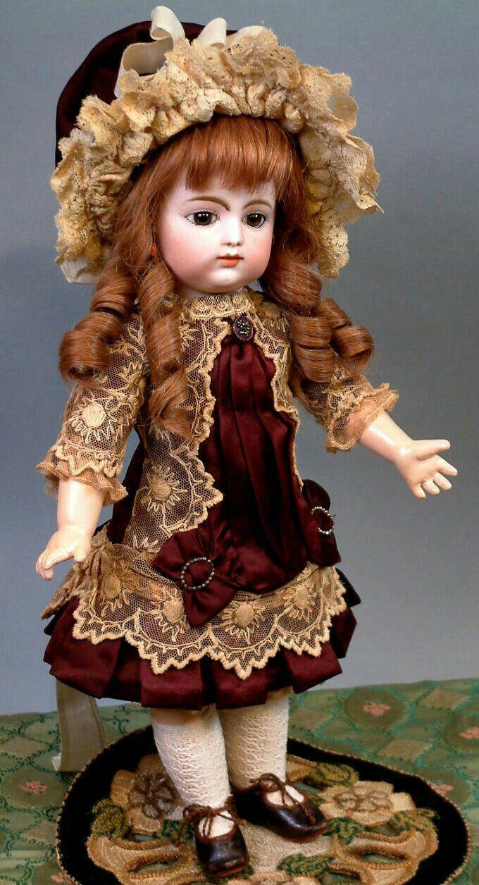 Пин от пользователя Дзахова Стелла на доске Старые куклы