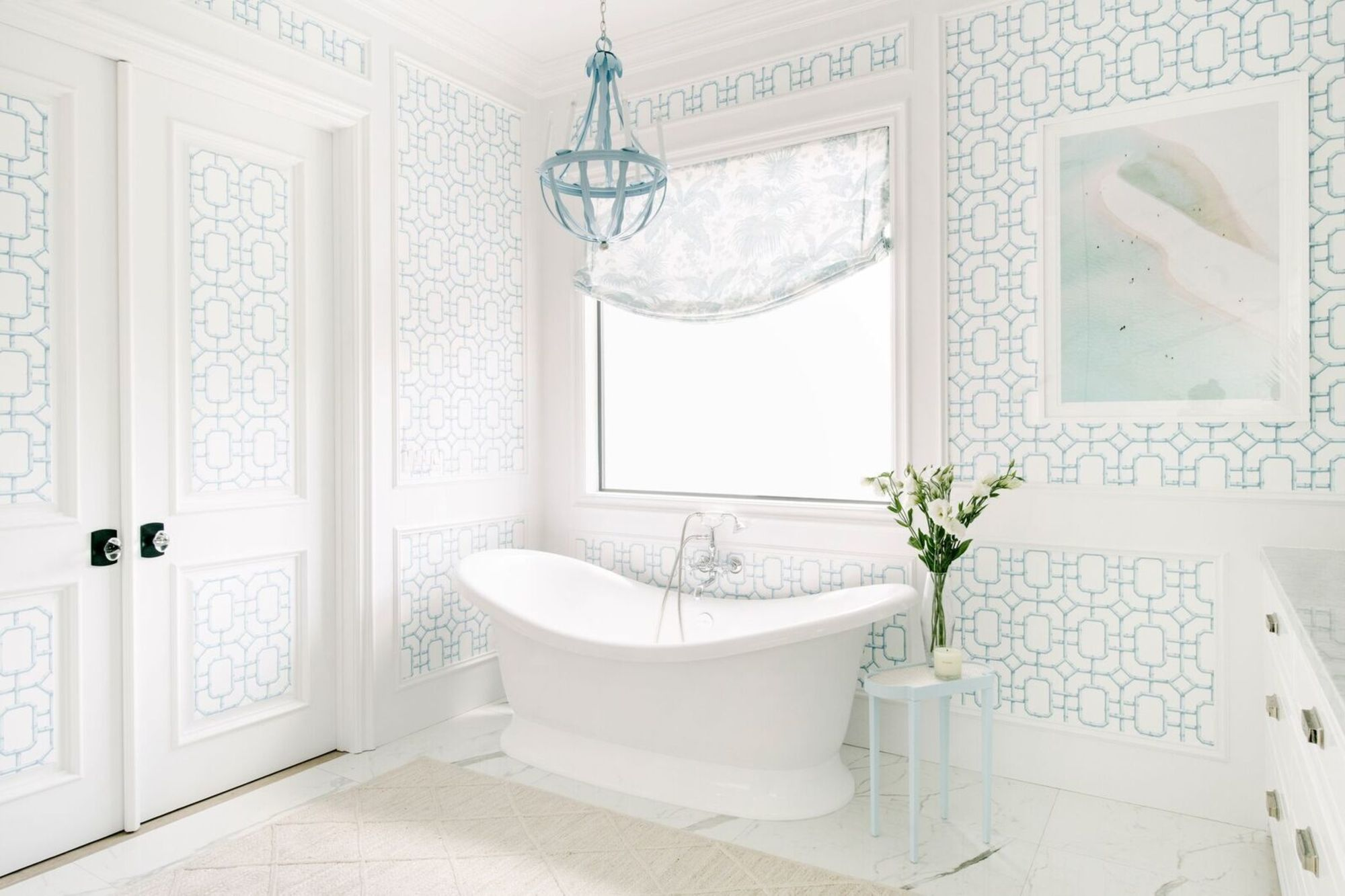 Feng Shui Colors For South West Bathroom