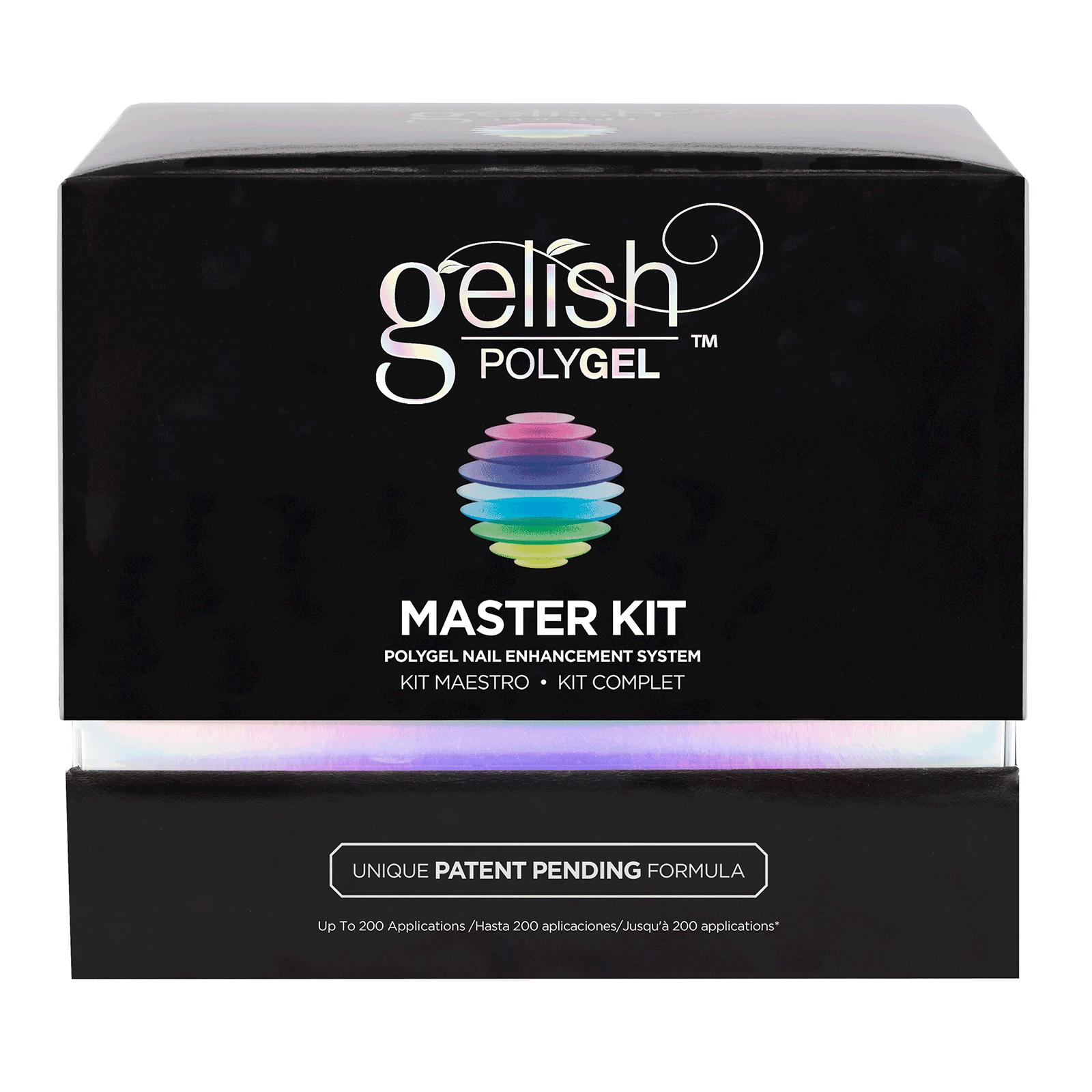 Polygel Master Kit Gelish Polygel Gelish Gel Nail Polish Nail Polish Kits