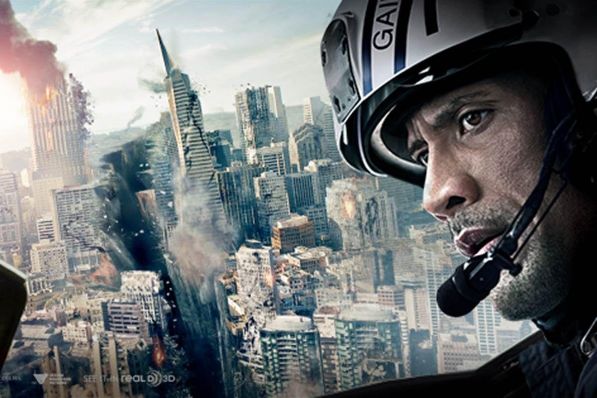 مدونة عمو الجديد والممتع والمفيد San Andreas Movie San Andreas Best Action Movies