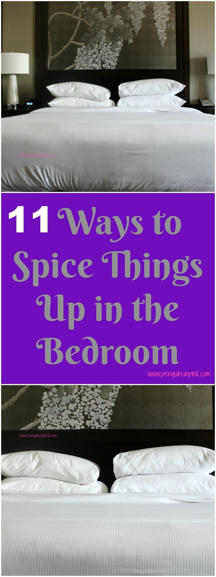 11 ways to spice things up in the bedroom  spice up