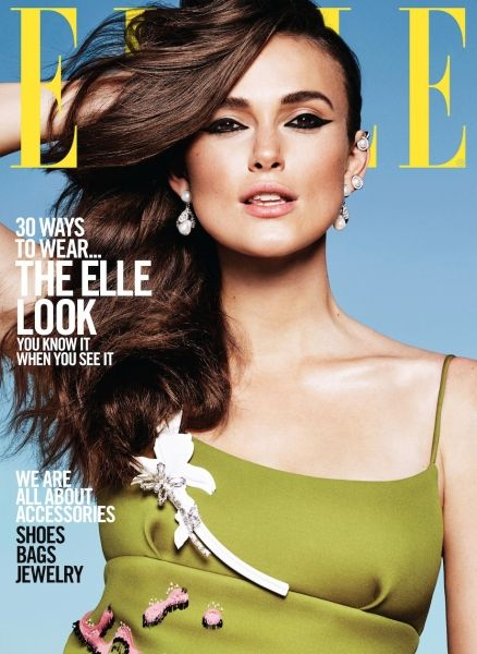 Elle brings us Keira Knightley & other thirtysomethings for their This is 30 issue - Hollywood Gossip | MovieHotties
