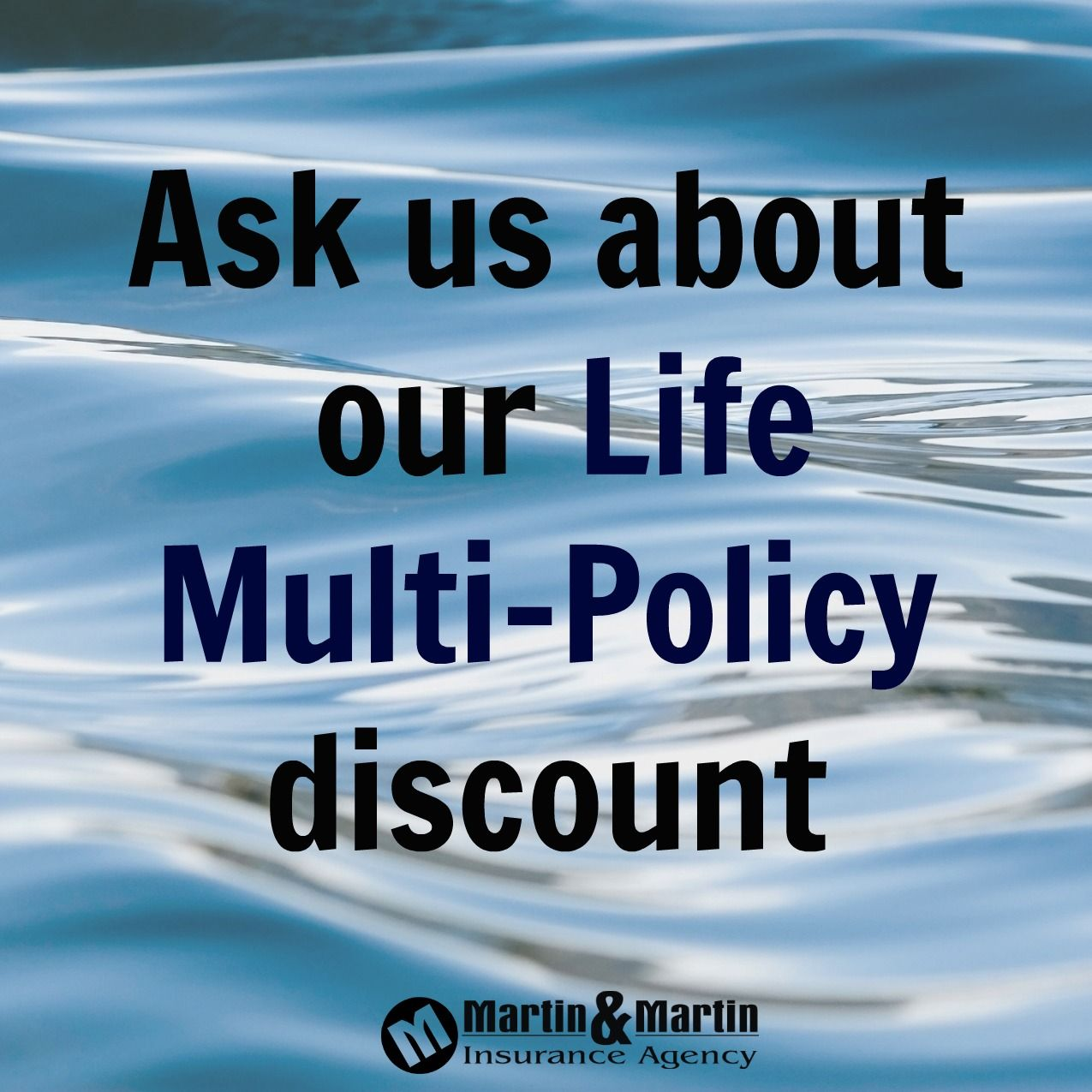 Did ya know... You can recieve a discount on your home & auto when you own an #ErieFamilyLifePolicy? Call M&M to find out more! #InsureYourLove #NoblesvilleInsurance