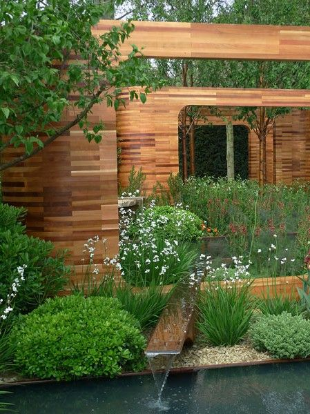 The Homebase Teenage Cancer Trust garden by Joe Swift | J-Fuentes ...