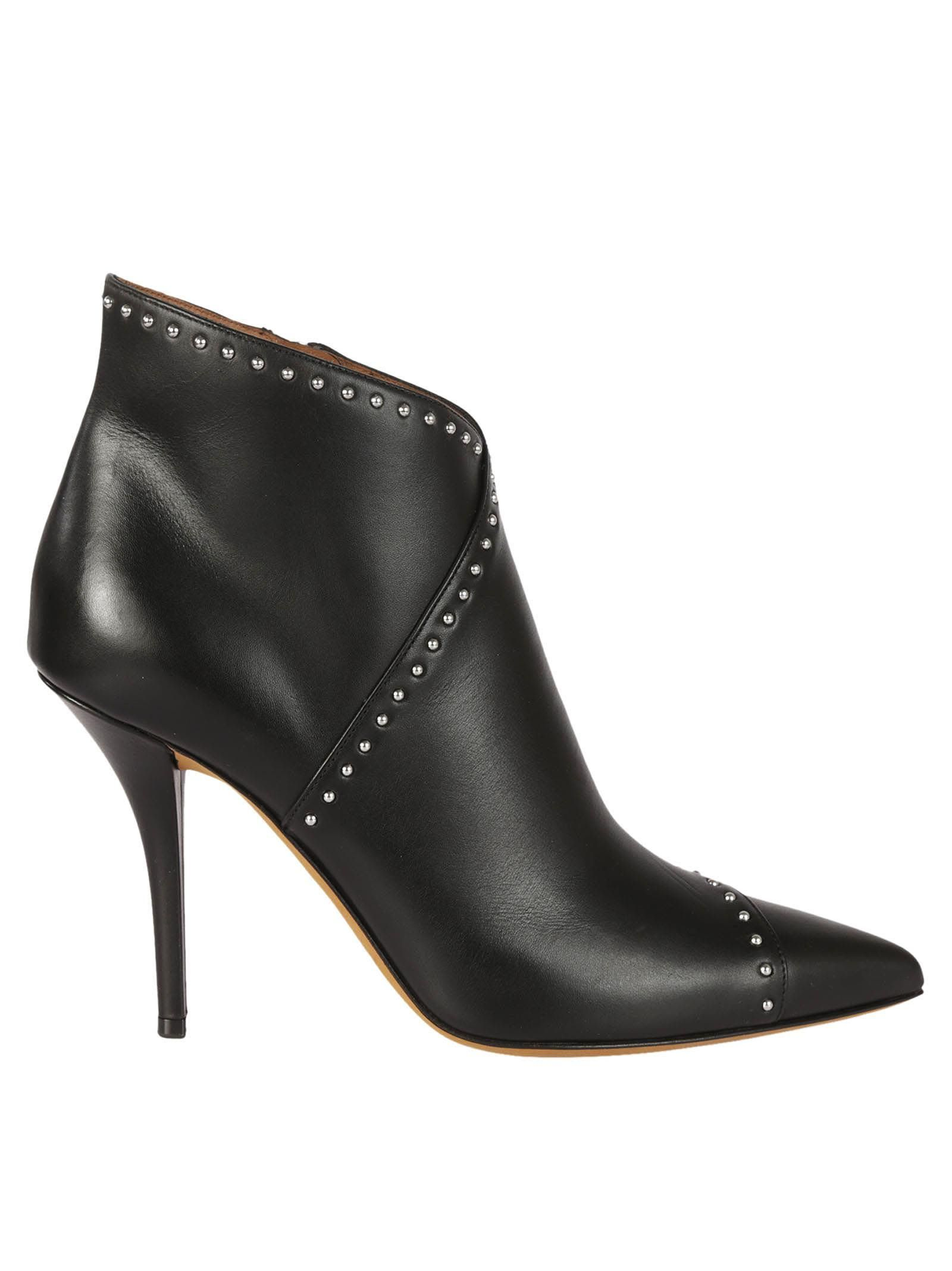 a3415636af9 Studded Ankle Boots from Givenchy  Black Studded Ankle Boots with pointed  toe