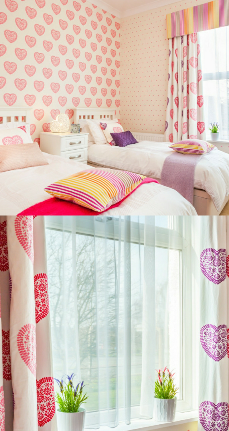 40+ Bedroom Curtain Ideas (For Master, Small, and Children ... on Master Bedroom Curtain Ideas  id=19938