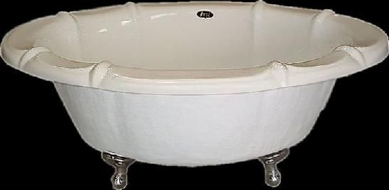 Bon Two Person Claw Foot Tub.