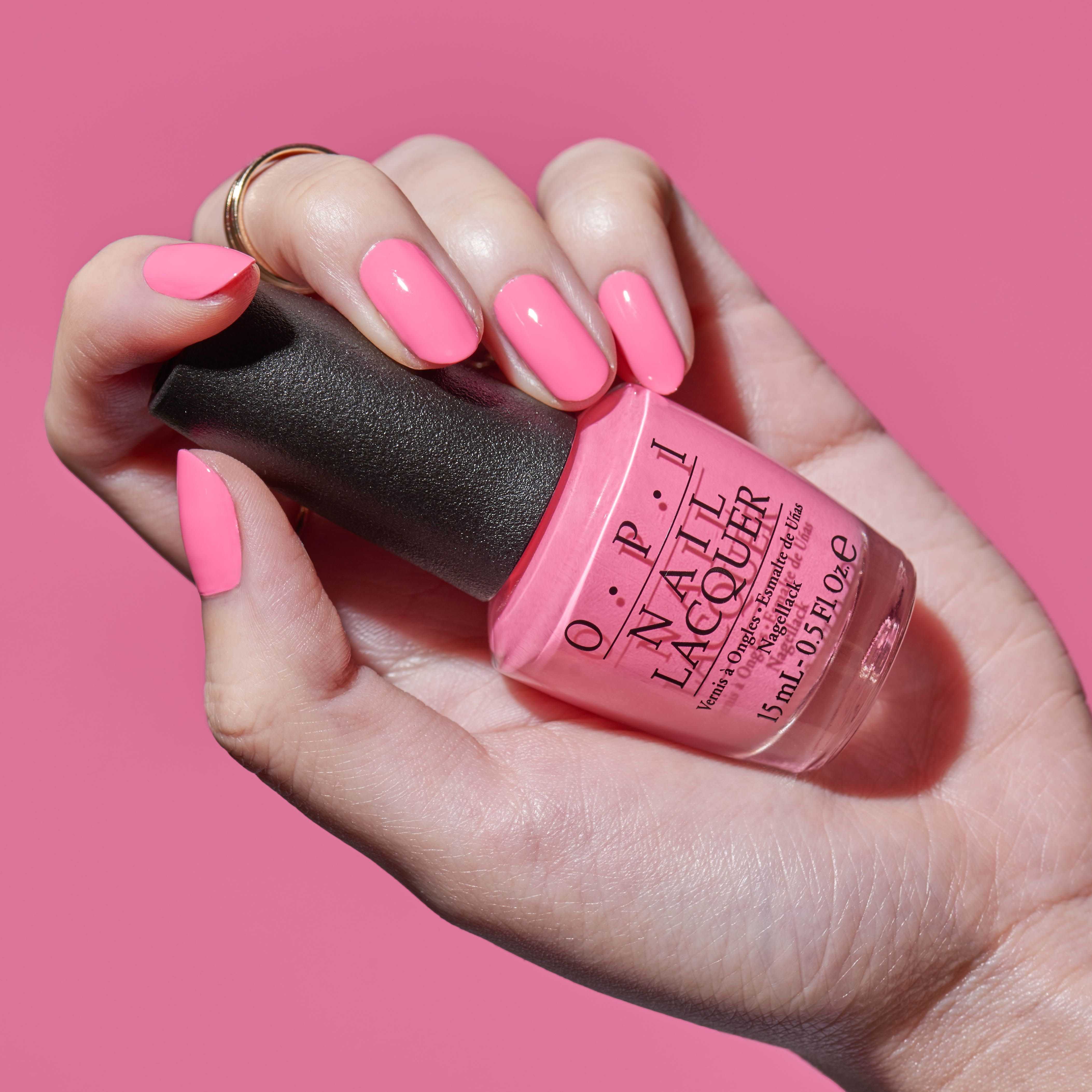 Malibu Barbie Pink is the perfect summer shade. You\'re looking at ...