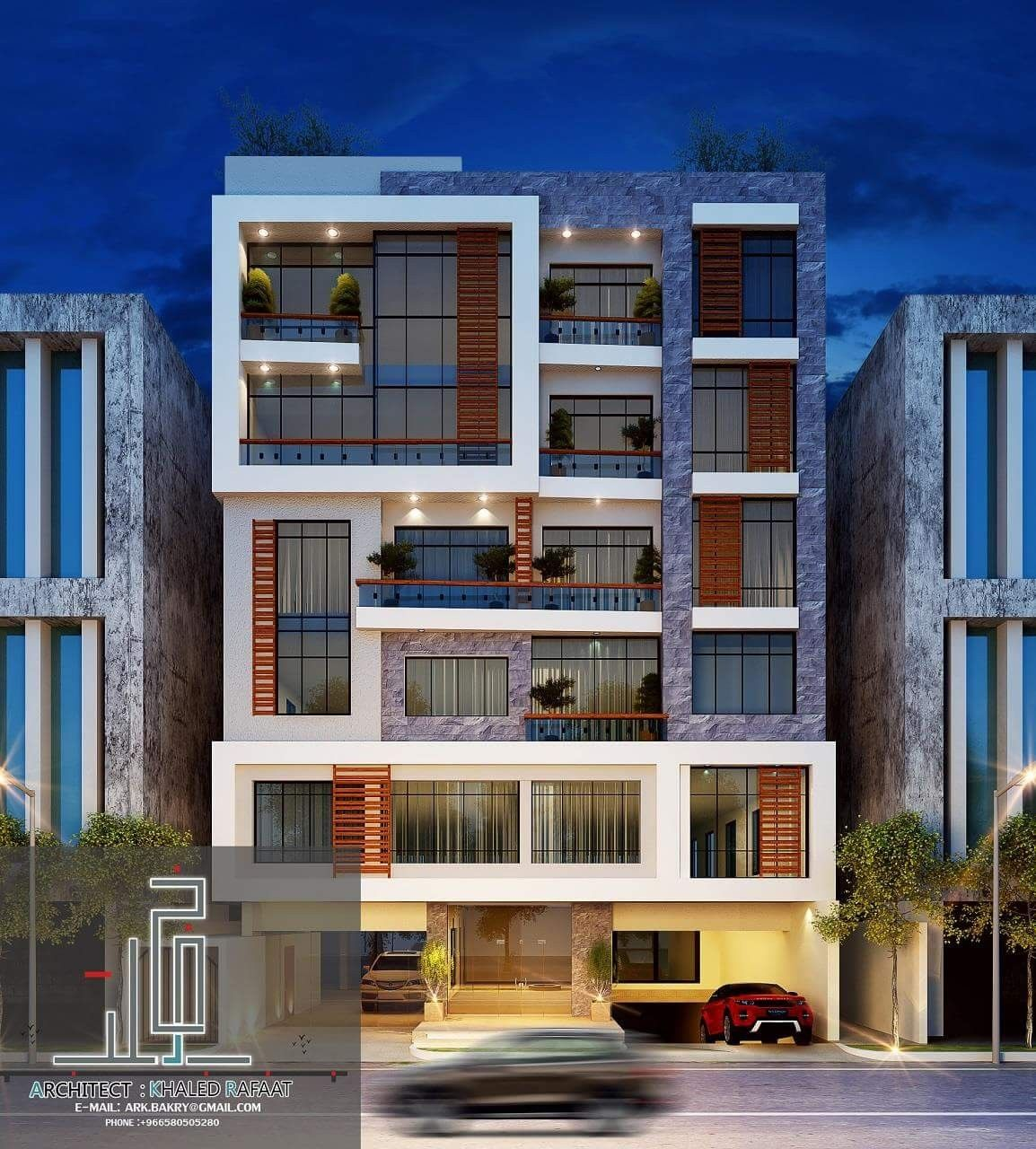 Front Elevation Design Ideas From Architects In Jaipur: Elevation-2 By Dwarkadhish&Co.