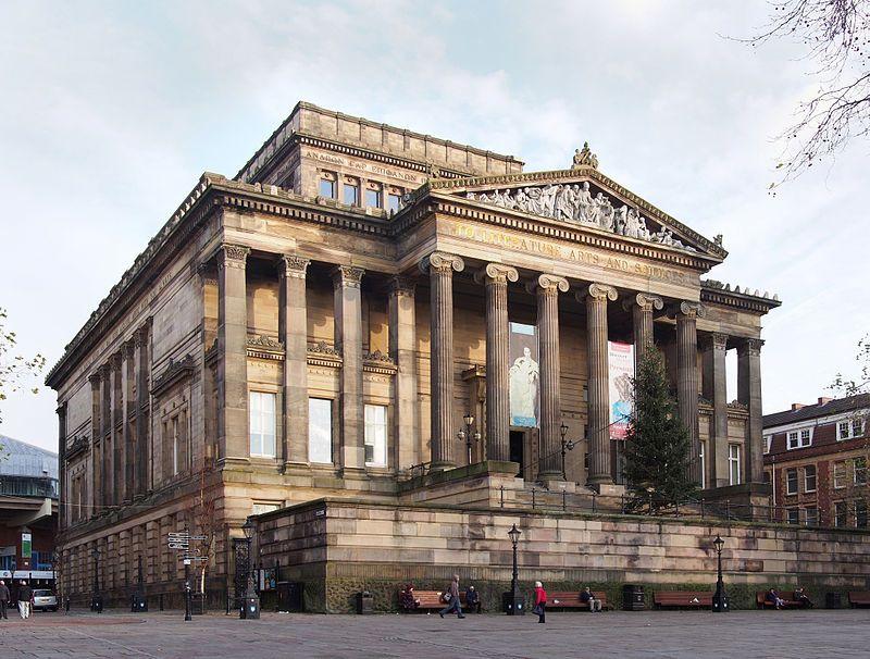 The Harris Museum, Art Gallery & Preston Free Public