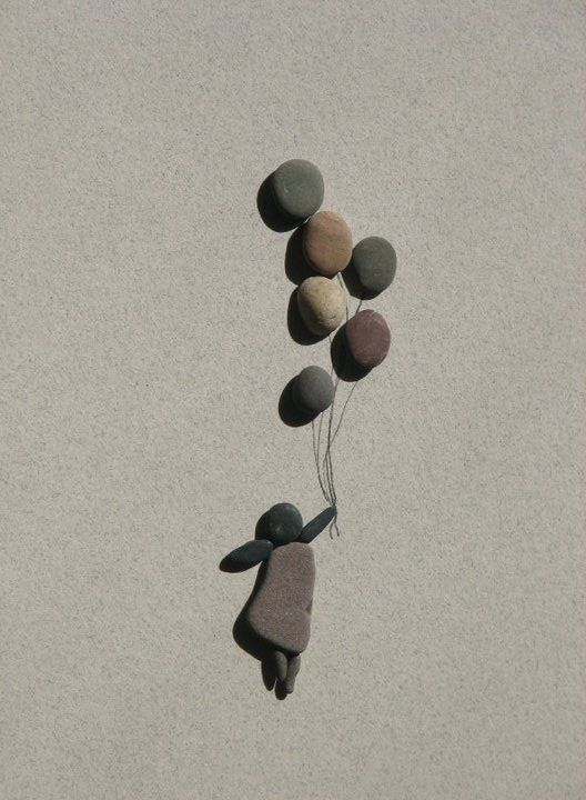 Amazing Examples Of Pebble Art Pebble Art Nova Scotia And Rock - 20 incredible examples of shadow art