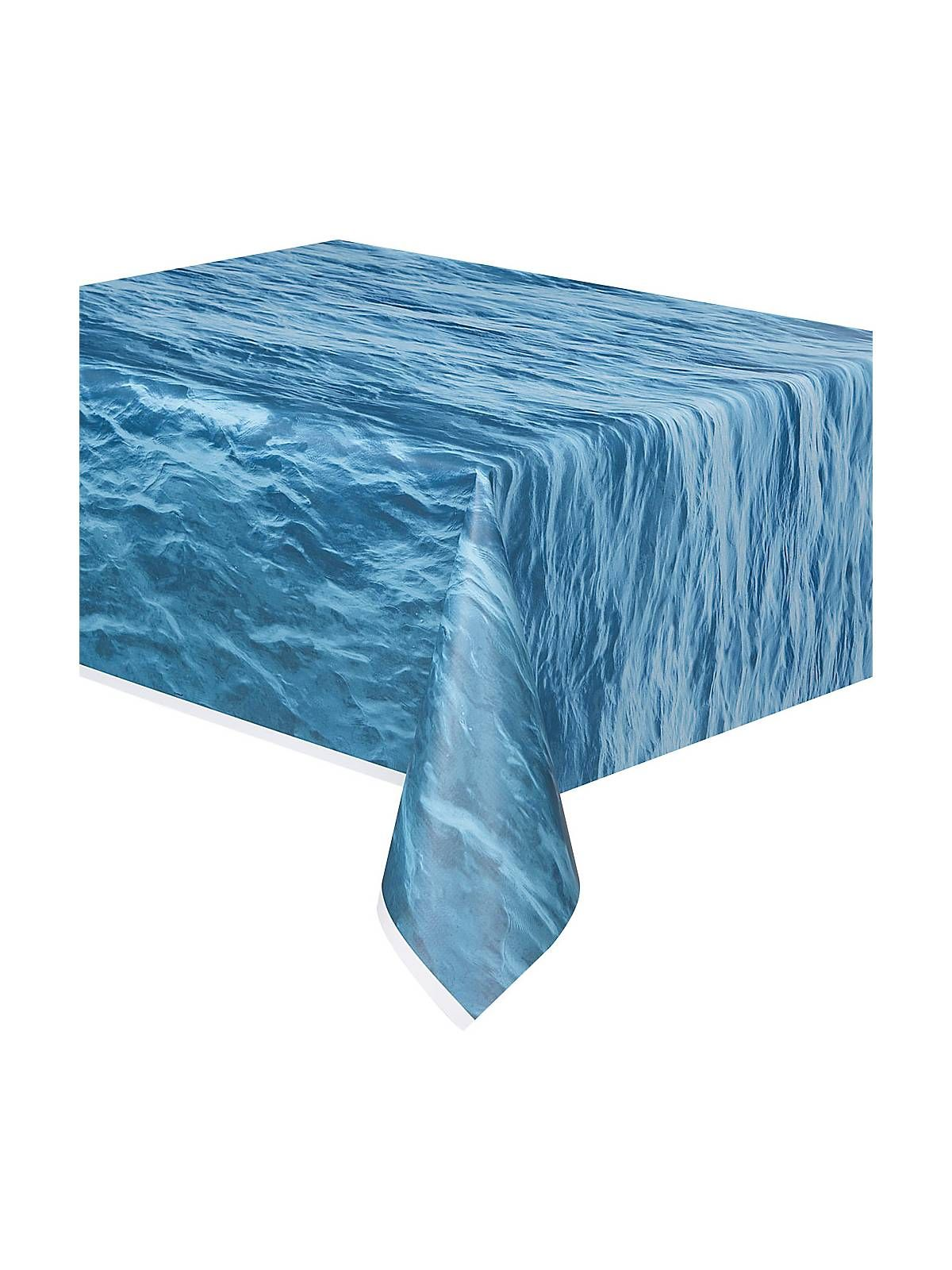 Water Print Plastic Table Cover Each Party Table Cloth Plastic Table Covers Table Covers