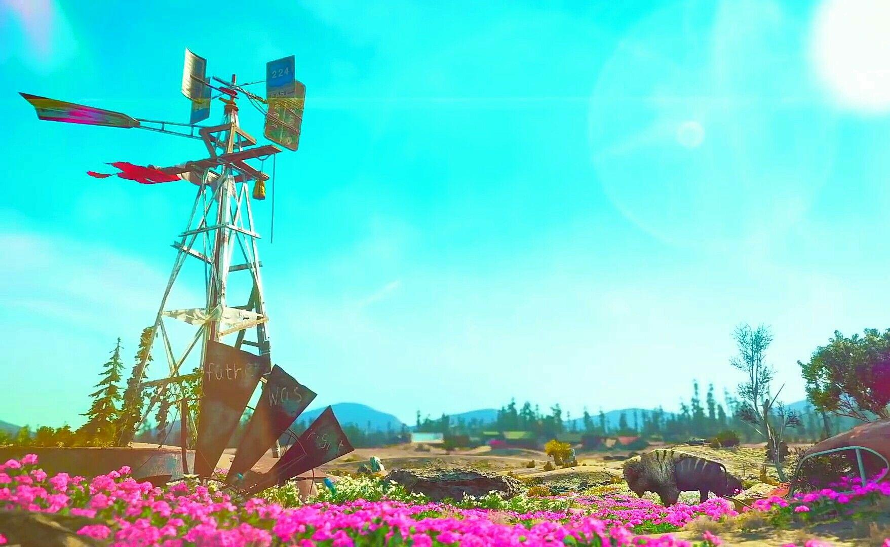 Far Cry New Dawn Crying Dawn Far Cry Game