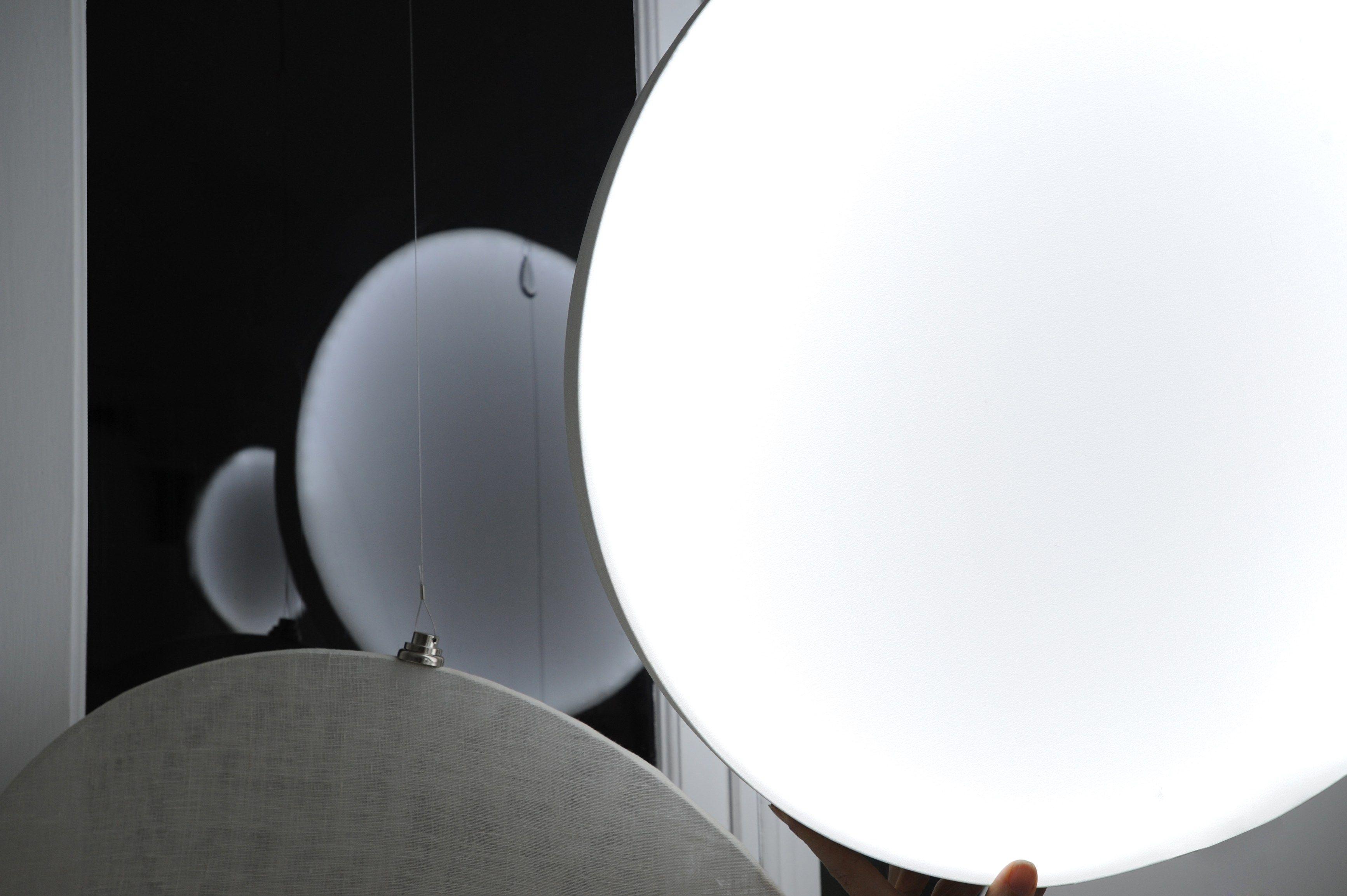 Lampada a sospensione regolabile SHINYSHADOWS by SMARIN design SMARIN