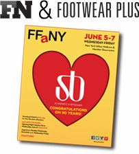 Excited to be attending the FFANY NY Shoe Expo on Thursday