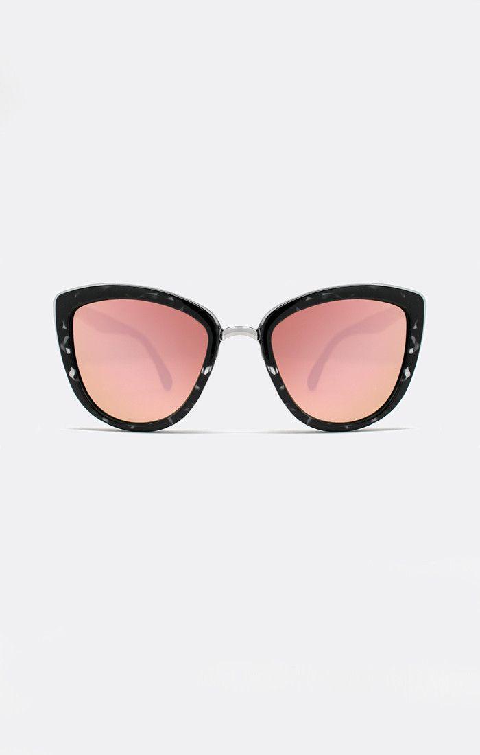 Quay Australia Damen Sonnenbrille MY GIRL tortoise brown kGSJ5og