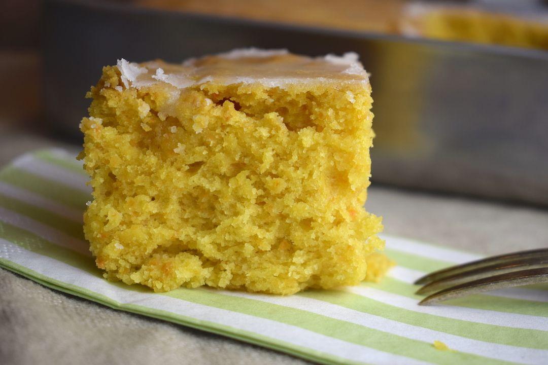 Karotten Orangen Kuchen Rezept Fur Den Thermomix Rezept Rezepte Lecker Kuchen