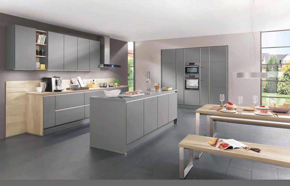 Préférence La cuisine grise, une tendance chic | Cuisines grises, Gris et  UH43
