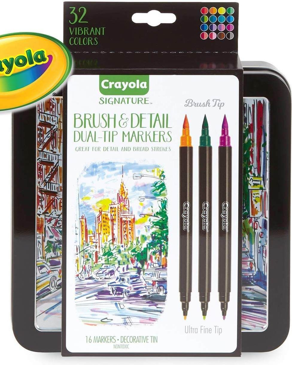 Pin On Best Art Supplies For Coloring Books