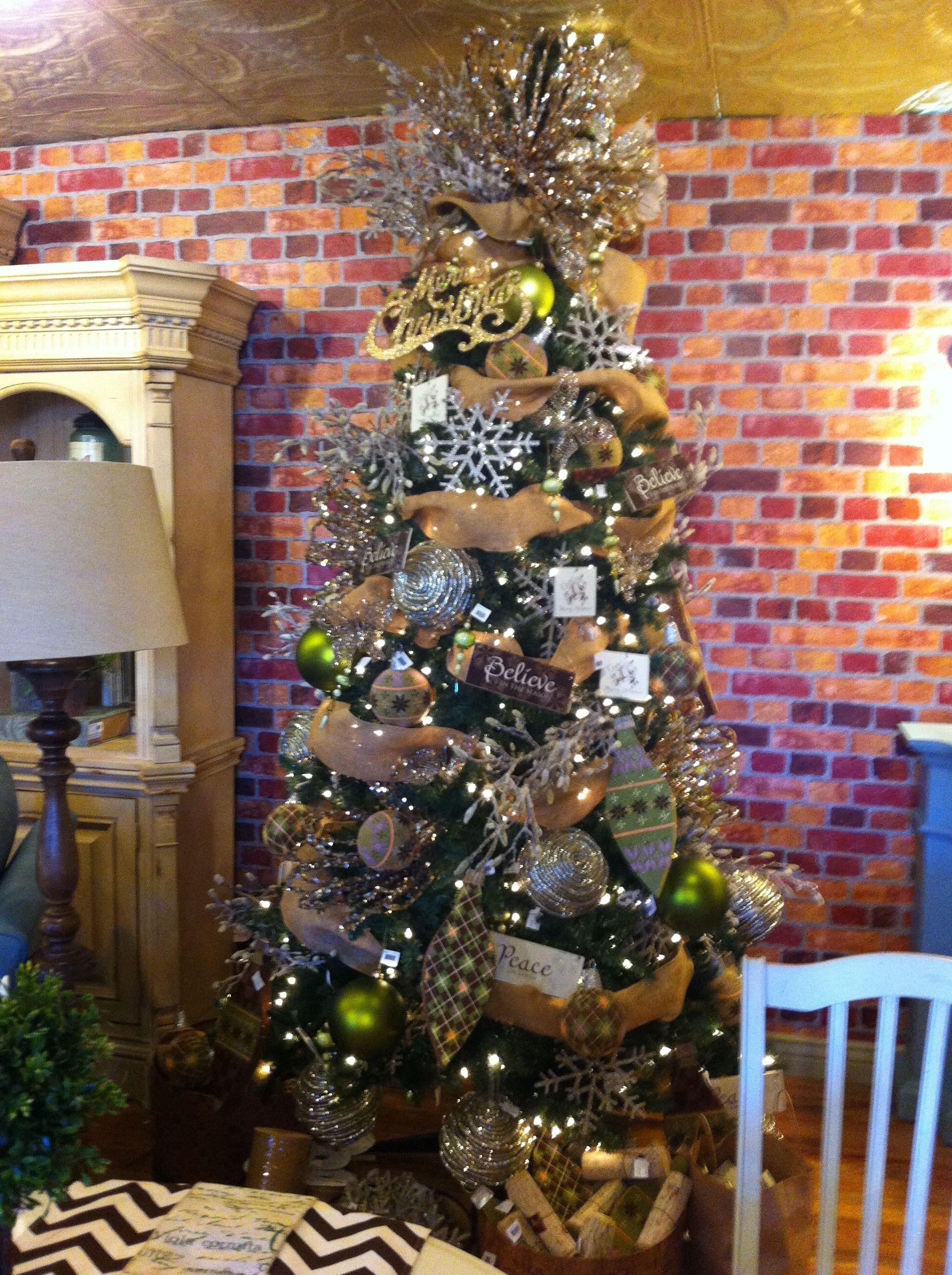Christmas Decorating At Osmond Designs In Orem And Lehi Utah Http