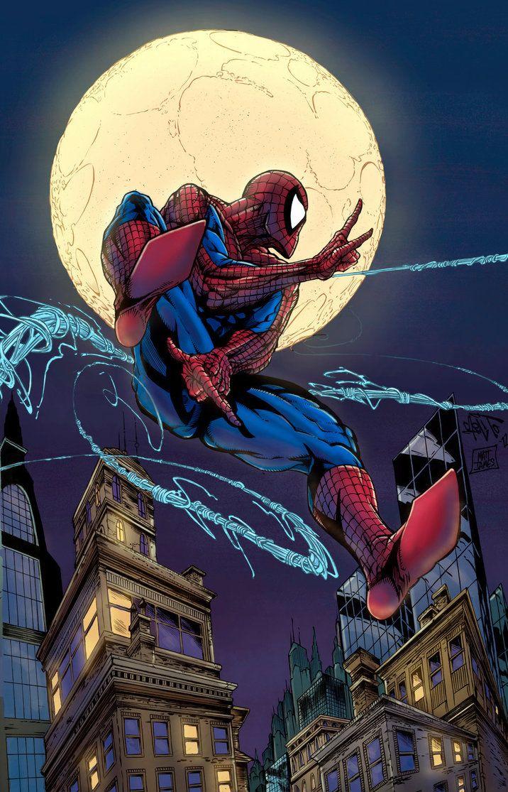 #Spiderman #Fan #Art. (Spiderman) By:MattJamesComicArts. (THE * 5 * STÅR * ÅWARD * OF: * AW YEAH, IT'S MAJOR ÅWESOMENESS!!!™)[THANK Ü 4 PINNING!!!<·><]<©>ÅÅÅ+(OB4E)