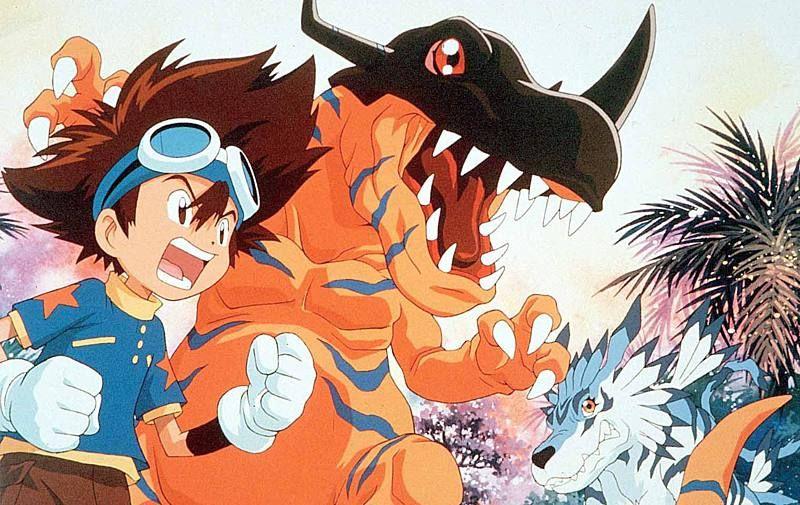 """""""Digimon"""" Die AnimeSerie kommt mit neuen Folgen zurück"""