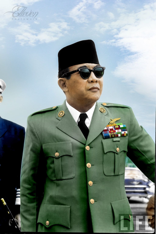 Gambar Gambar Pahlawan Indonesia Dan Nama Namanya