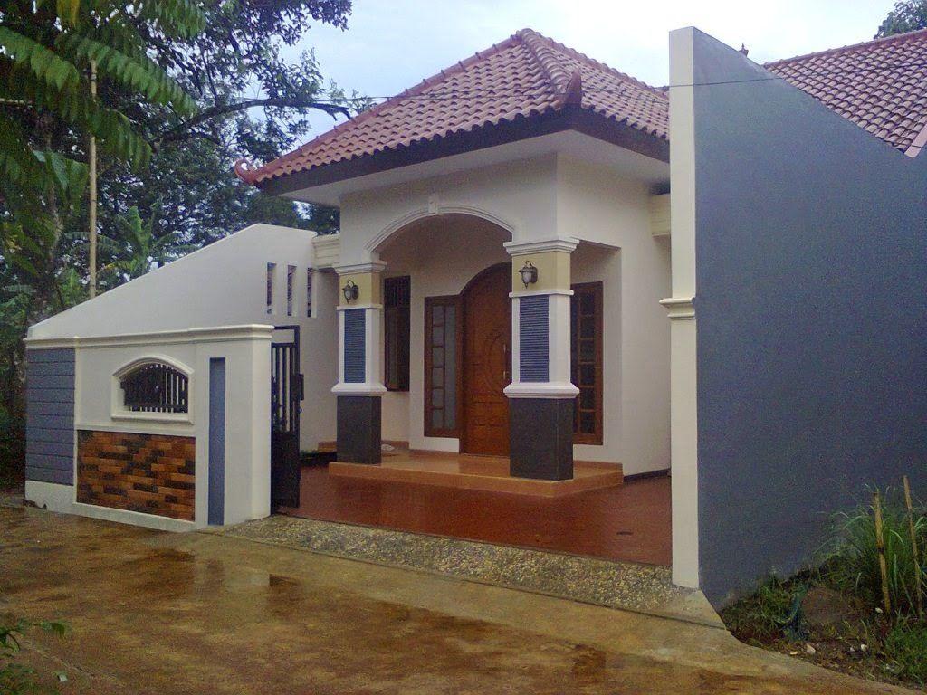 Desain Teras Rumah Sederhana Di Desa Cek Bahan Bangunan