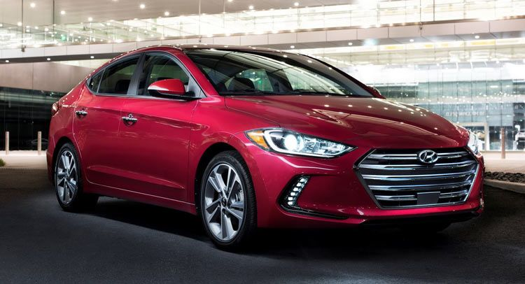 200 HP Hyundai Elantra Sport Arriving Later This Year