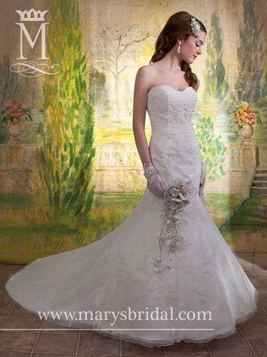 P.C. Mary\'s 6175 #bridal #dress #bride #wedding #dress #vestido ...