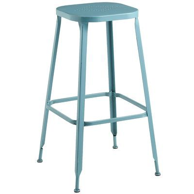 Weldon Backless Barstool From Pier One Imports Teal Avocado