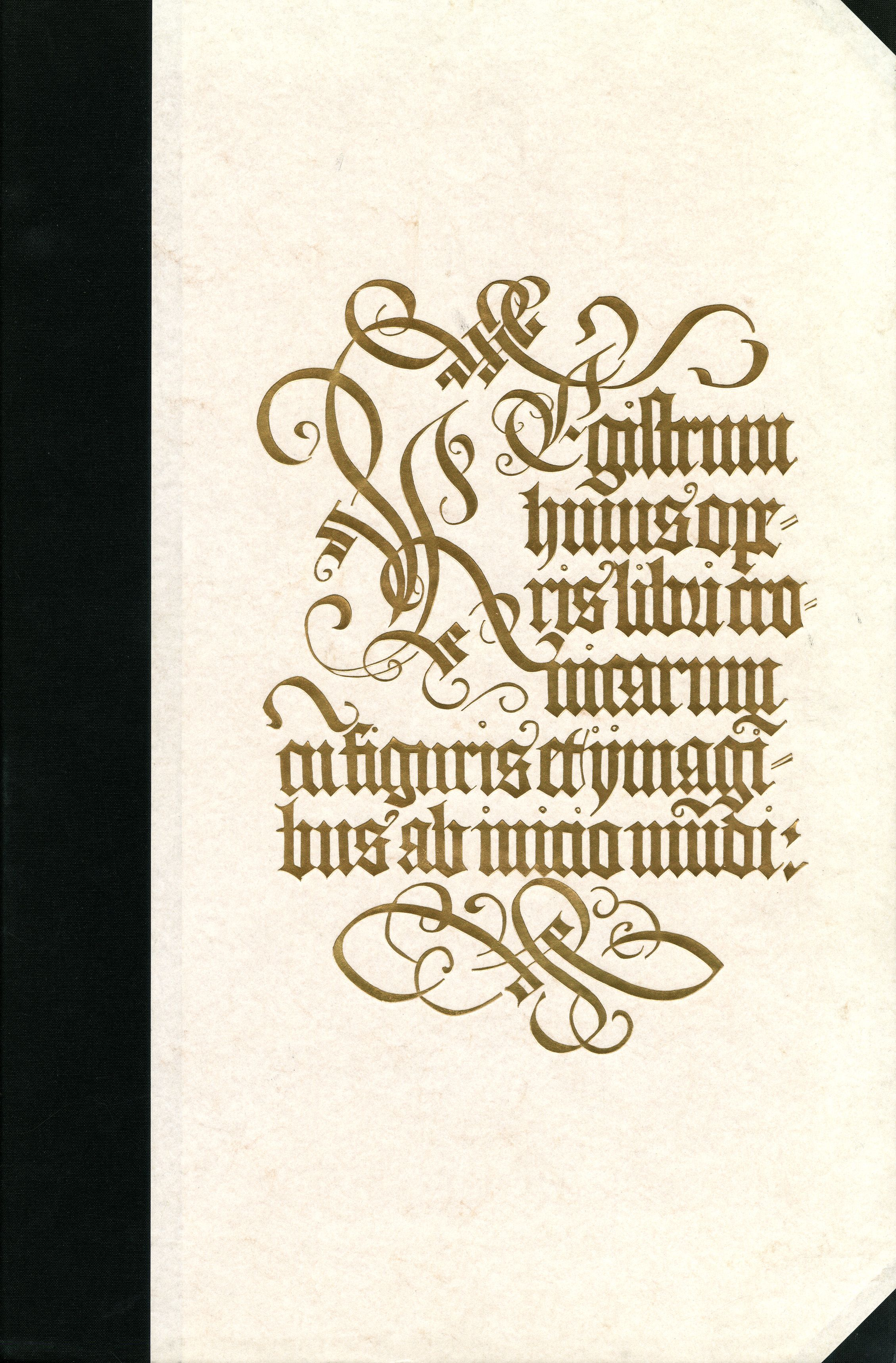 1493 Nuremberg Sztuka Kaligrafii Typografia I Pismo