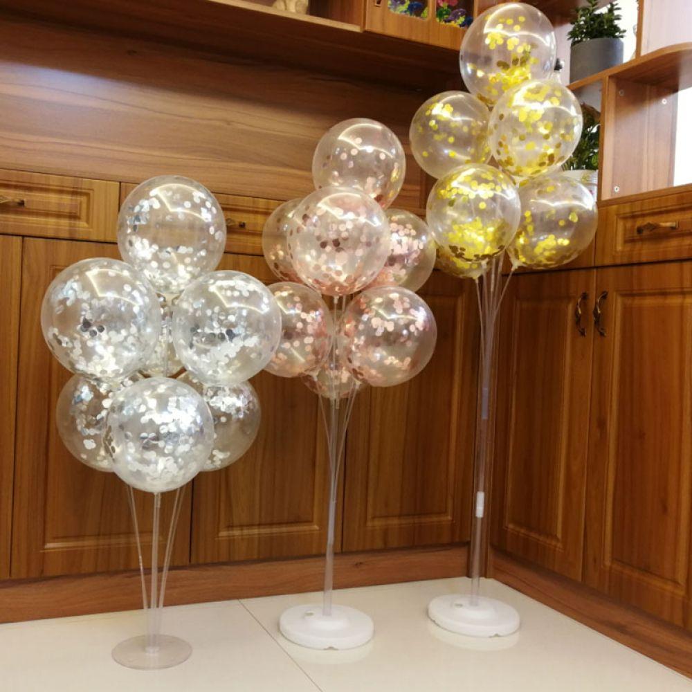 Brand Name:meidding Balloons Stand Balloon Holder Column Confetti Balloon Baby