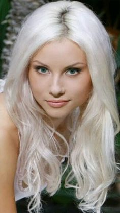 Image result for white hairstyles | Hairstyles with grey streaks ...