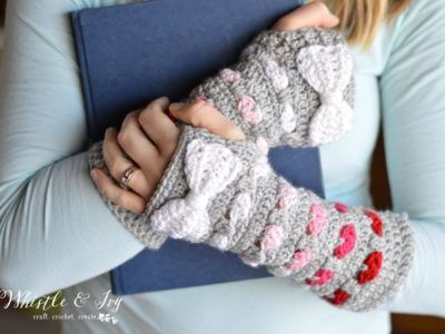 Puppy Love Arm Warmers Crochet Projects Pinterest Arm Warmers