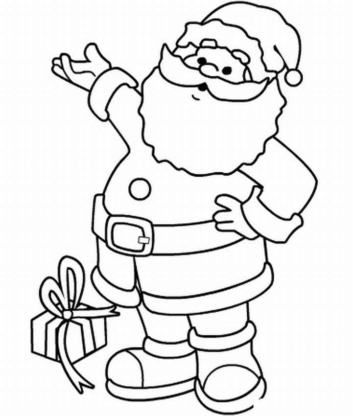 Новогодние трафареты на окна Дед Мороза и Снегурочки ...