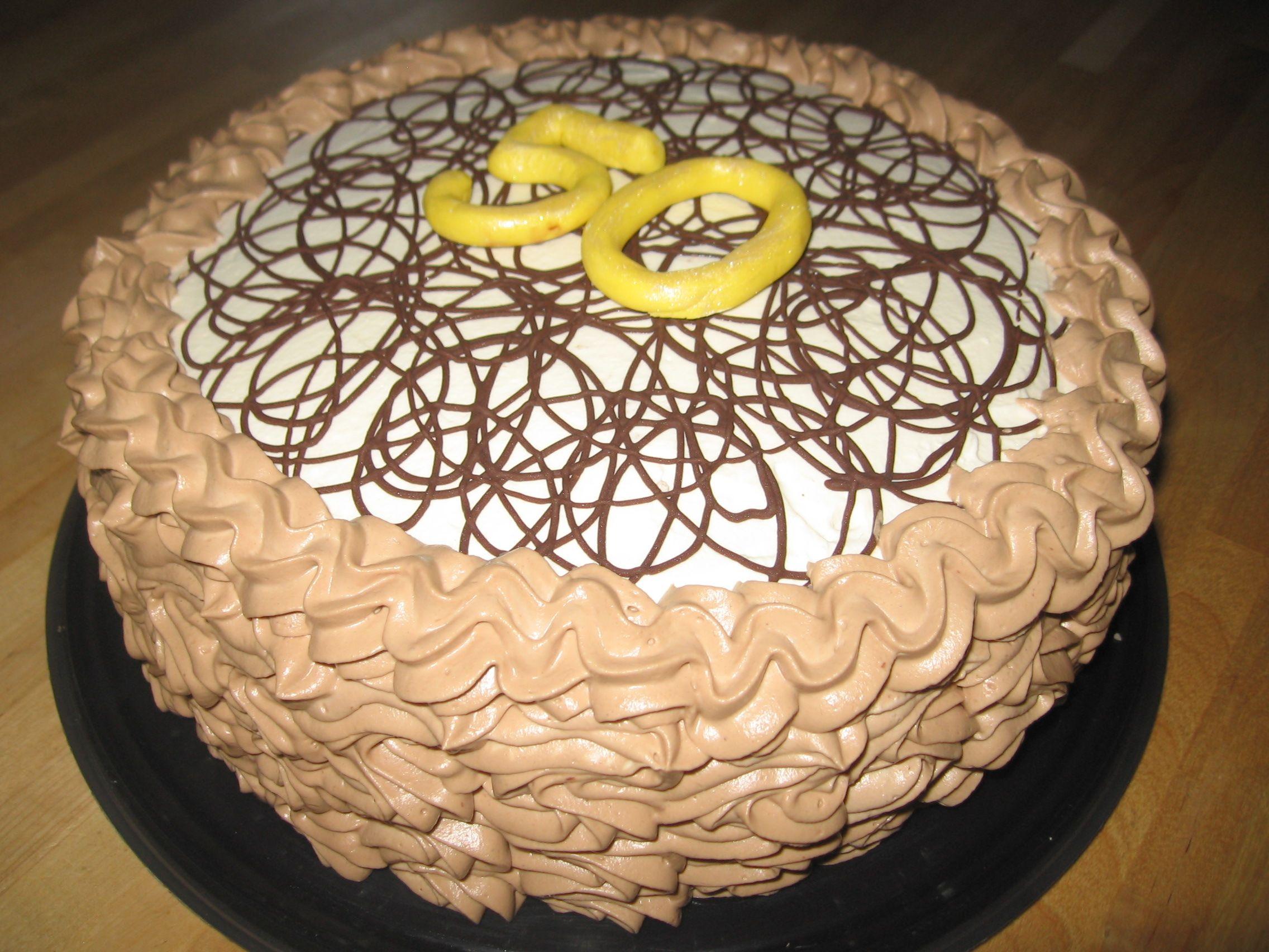 Norwegian Almond Cake Name