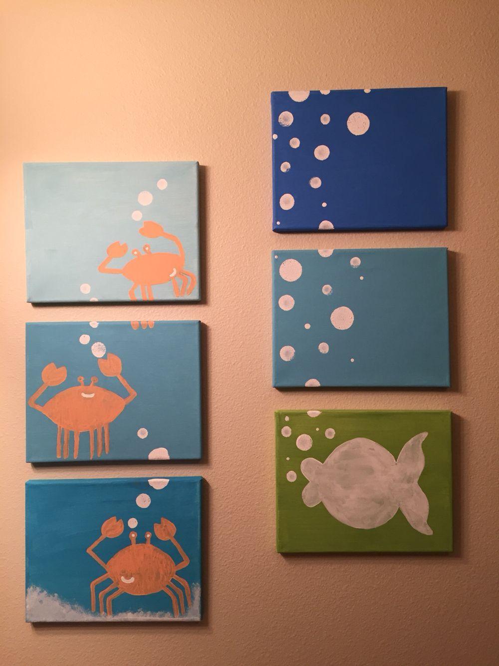 Under The Sea Theme Bathroom Sea Bathroom Decor Sea Theme Bathroom Kids Bathroom Themes