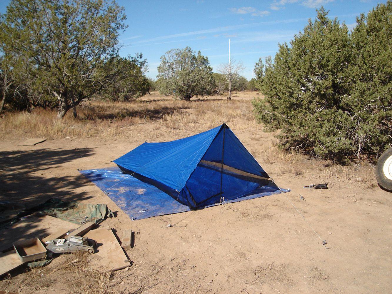 Diy Tarp Tent Plans Tent Truck Tent Pickup Trucks