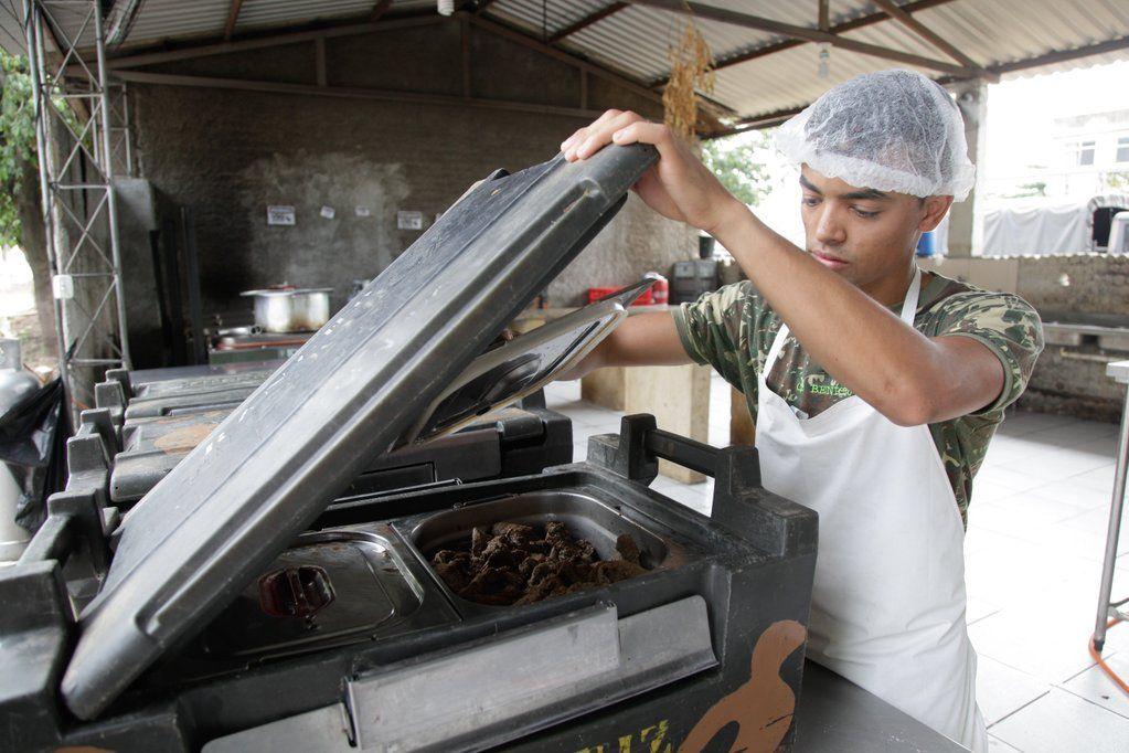 Inscrições para o Seminário sobre Alimentação das Forças Armadas vão até esta sexta (23). http://goo.gl/eAf9Pa