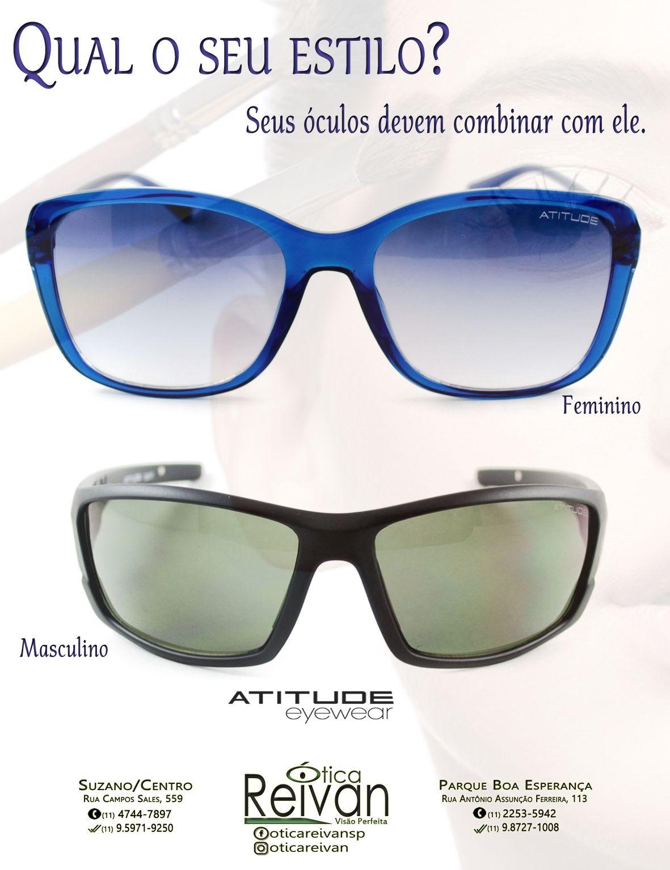 58d178f9cc2 Qual o seu estilo  Seus óculos devem combinar com ele.