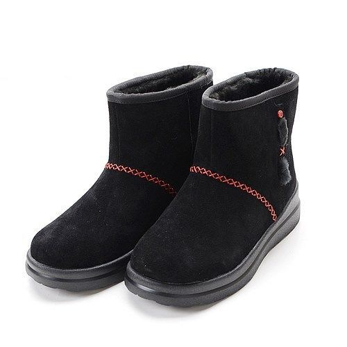 7dffef48ce8 UGG I HEART UGG KISSES MINI BOOTS BLACK SUEDE WOMEN'S US SIZE 7 -NEW ...