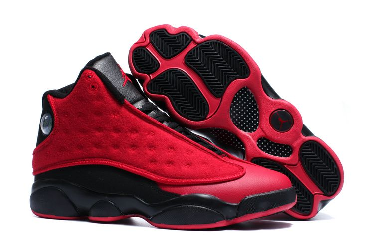 hot sale online 6b729 e1d3f Air Jordan 13 Wool Red Black | COOL~CALM~CASUAL in 2019 ...