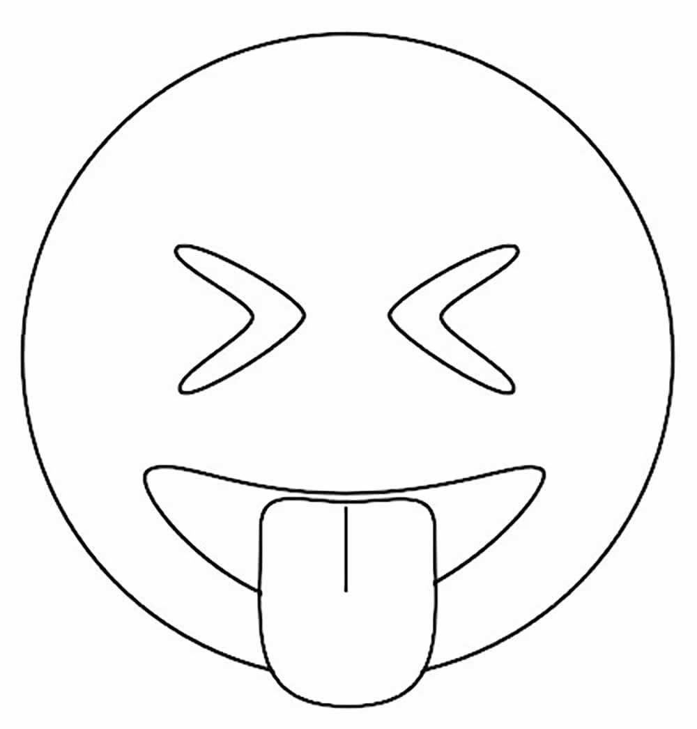 Dibujos De Emojis Para Colorear Faciles Dibujos Para Pintar Faciles Emoji Dibujos Dibujos Faciles De Hacer