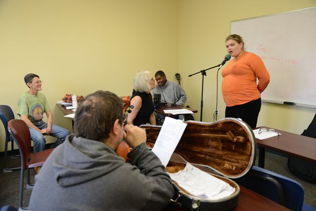 .Day Services offers individuals with developmental disabilities a full or part-time person-centered day program which facilitates life skills through community and center-based activities - like music.
