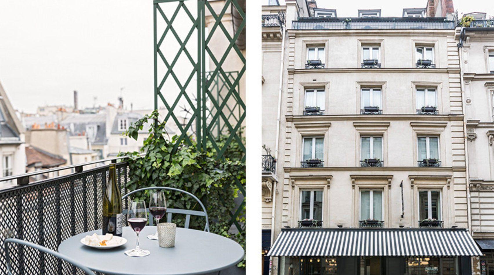 Gunstig Nach Paris Die Schonsten Neuen Boutique Hotels Reisen