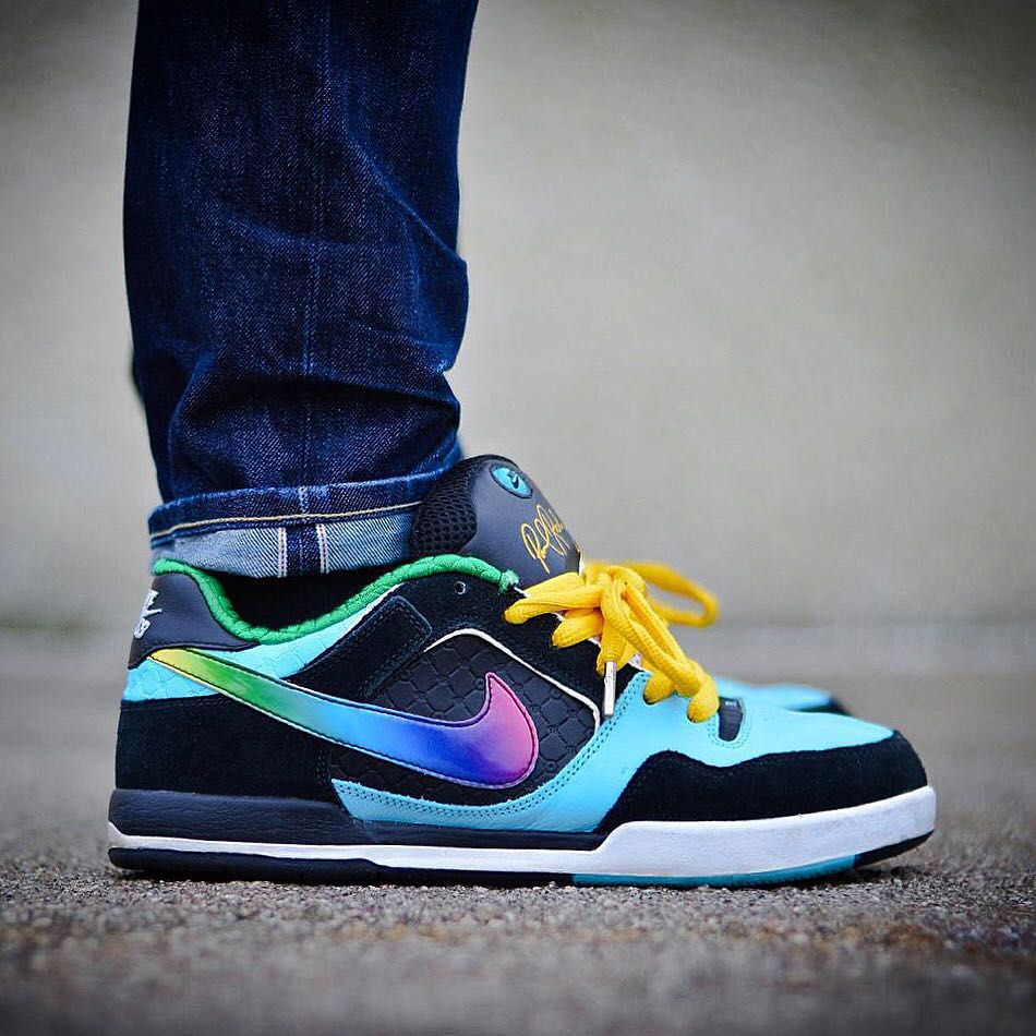clearance prices quality products online shop Nike Zoom Air P-Rod 2 SB