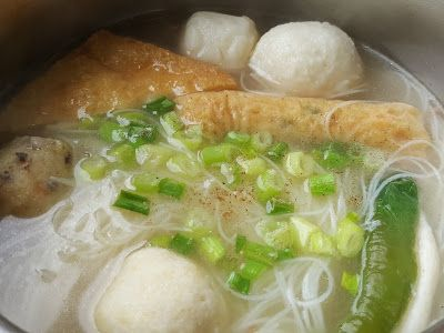 Recipes For Cooking Sg Recipe For Yong Tau Foo Mee Hoon Soup In