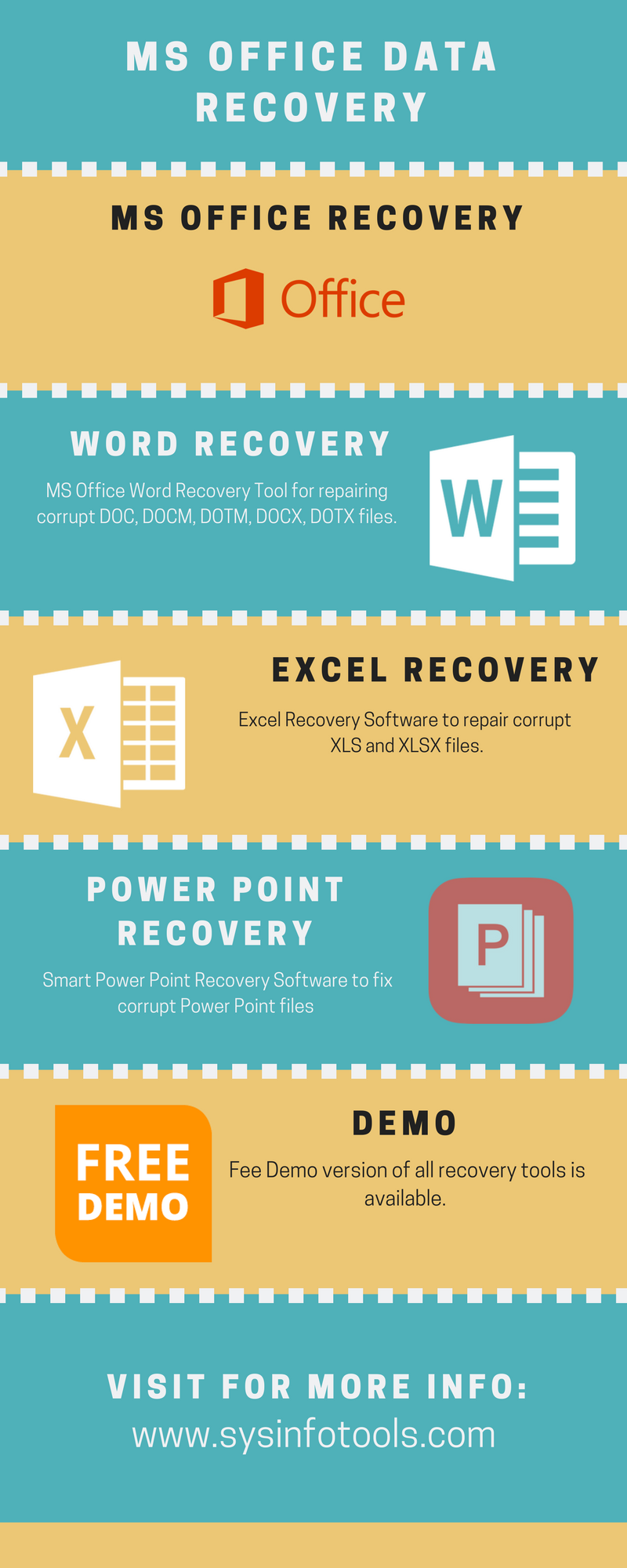ms office recovery tool fix corrupt word power point excel etc
